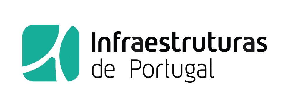Logótipo da Infraestruturas de Portugal